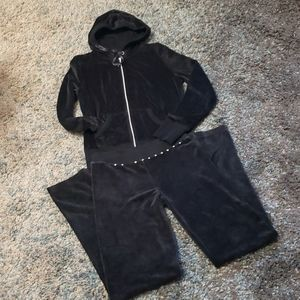 Medium Victoria secret velour tracksuit